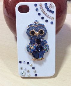 Owl case for iPhone 4
