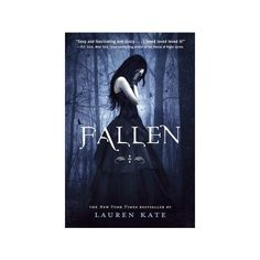 Fallen (Lauren Kate's Fallen Series #1) ❤ liked on Polyvore featuring books