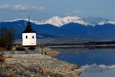 Liptovska Mara - the Liptov Sea