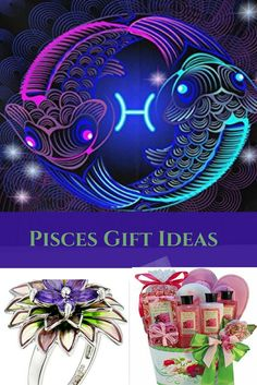 Artistic Spiritual and romantic Pisces love all things beautiful. In fact we love anything that will help us feel inspired and creative.  Typically jewelry, art, clothes and aroma therapy make the best Pisces gift ideas.  Due to the fact Pisces love sensual gifts that stimulate to the senses.   Pisces Gift Ideas