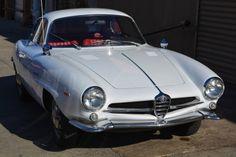 1964 Alfa Romeo Giulia Sprint Speciale 1600