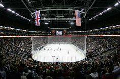 Hockey, hockey, hockey! Staples Center at L.A. LIVE