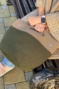 30 Adorable Design Ideas For Crocheted Hand Bags New 2019 - Page 23 of 30 - clea. - 30 Adorable Design Ideas For Crocheted Hand Bags New 2019 – Page 23 of 30 – clear crochet - Free Crochet Bag, Crochet Tote, Crochet Handbags, Crochet Purses, Knitting Patterns, Crochet Patterns, Diy Crafts Crochet, Tote Bags Handmade, Knitted Bags