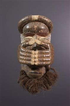Masque Bété-Guéré polychrome Oil Painting Tips, Painting Art, Art Paintings, Watercolor Paintings Abstract, Abstract Art, Statues, Art Tribal, Tribal African, Art Premier
