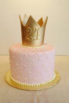 gâteau pour petite princesse
