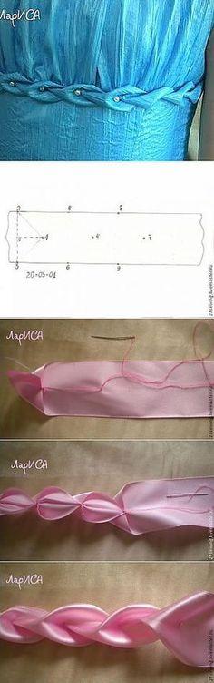 How to decorate puff dress... Deniz