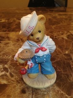 Cherished Teddies Bob, 1996