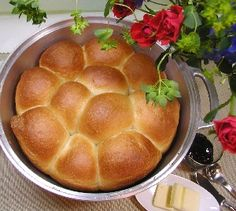 直焼き 花形パン | 無水鍋®オフィシャルサイト