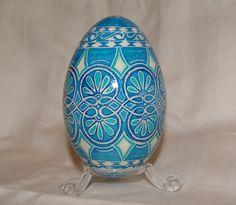Blue Goose Egg.