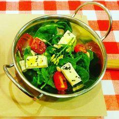 Ensalada muy top! #ensalada #salad #cleaneats #cleaneating #healthyfood #fastandhealthyrecipes