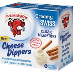 00 off The Laughing Cow Cheese Dippers Product Coupon on http ...