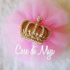 Cose di Mya: Battesimo di...piccole Principesse