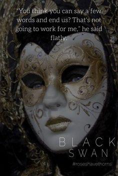 #blackswan #roseshav