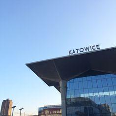 Katowice w Województwo śląskie