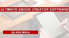 Ultimate eBook Creator - Best eBook Creator - ***!***