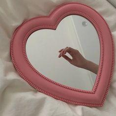 Pastel Room Decor, Pastel Bedroom, Cute Room Decor, Girl Room Decor, Indie Room Decor, Heart Mirror, Pink Mirror, Mirror 3, Mirror Shop