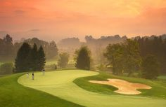 The Arnold Palmer Signature Course at Stonewall Resort is ranked consistently among the top 100 resort and public courses in America. Photo:  WVCommerce.org