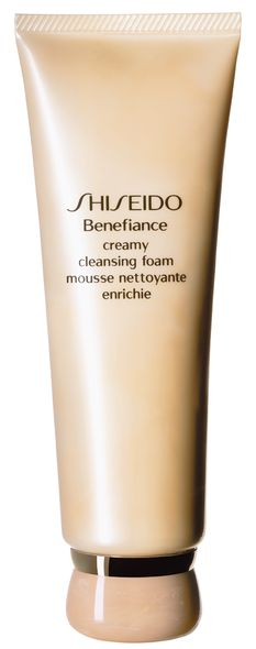#Shiseido Benefiance Creamy Cleansing Foam