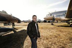 Senior session ideas   #SeniorSession #Posing #Airplanes #Jets # Museums