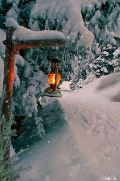 Snow Pictures, Jesus Pictures, Nature Pictures, Beautiful Nature Scenes, Beautiful Scenery, Snow Gif, Happy New Year 2014, Video Background, Snow Mountain