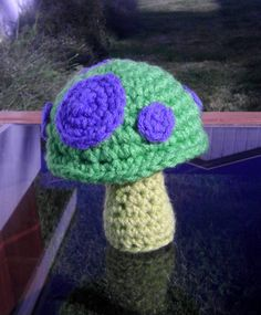 Teemo's shroom bomb for $10.00. No pattern.