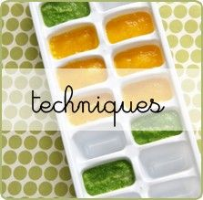 For  Baby #2 - Homemade baby food. - Click image to find more Kids Pinterest pins
