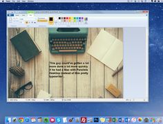 How to Run Microsoft Paint on Mac