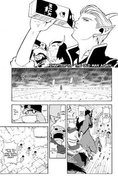 Sodatechi Maou! chapter 15