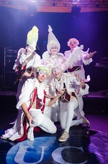The White Clown banda da #UniversoCasuo