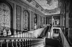 Escalera Imperial en el Palacio Real - Valladolid, Spain
