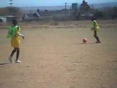 Moletjie Sports Academy FC under 13 team.