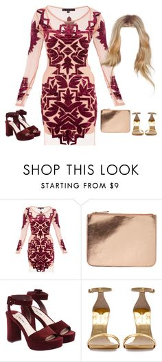 """""""Untitled #1385"""" by stylistcookies ❤ liked on Polyvore featuring Monki, Miu Miu and Zara"""