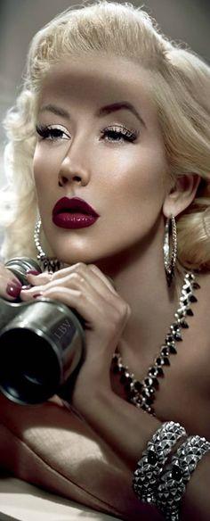 Christina Aguilera ♥✤for Stephen Webster | LBV