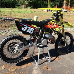 Craigslist is a popular place for used dirt bikes, as you& soon discover, but don& take their descriptions at face value. See the bike for yourself and . Suzuki Dirt Bikes, Suzuki Motocross, Motocross Love, Motocross Bikes, Sport Bikes, Mx Bikes, Cool Dirt Bikes, Dirt Bike Gear, Dirt Biking