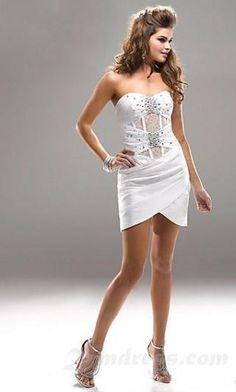 interesting short dress - I do like the bodice/corset pattern prom dresses prom dresses