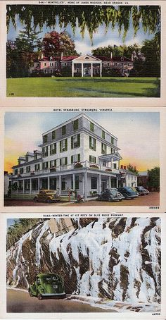 *Virginia Postcards