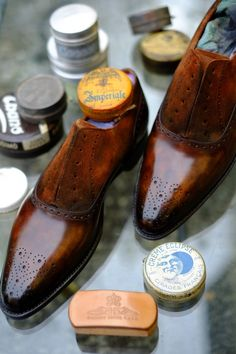 Dandy Shoe Care for J.Fitz Patrick