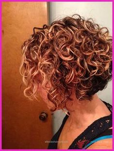 Wonderful Trend Hairstylel 19 New Curly Perms for Hair,Thin hair typically a bit tedious, and ladies are becoming bored this fashion rapidly. But permed hairstyles repair this downside! If you're ..