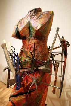 jim dine sculpture - Google Search