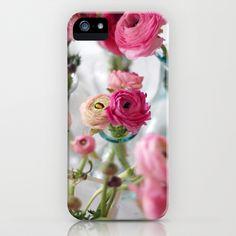 Ranunculus iPhone & iPod Case