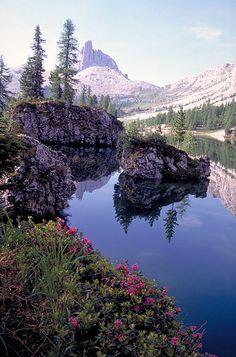 Lago da Lago, Italy