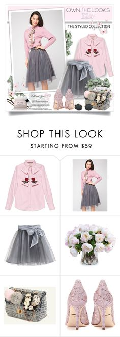 """OwnTheLooks"" by sneky ❤ liked on Polyvore featuring Gucci, Tulu, Little Wardrobe London, New Growth Designs, Dolce&Gabbana, Caudalíe and ownthelooks"