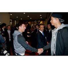 """Cristiano Ronaldo & Leo Messi Can play TOGETHER in the future? CRISTIANO RONALDO:""""I wish that we were all three in the same team, Messi, Neuer and I"""". Messi: """"I would play with CR7 on the same team. I..."""