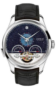 Montblanc Heritage Chronometrie ExoTourbillon Chronograph 'Vasco da Gama' - Perpetuelle