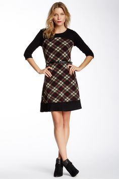Yumi London | Contrast Dress