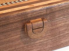 Wooden Case Handles