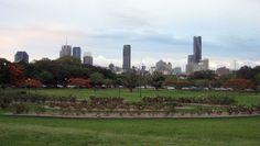 Walks around Brisbane