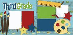 Third Grade Page Kit