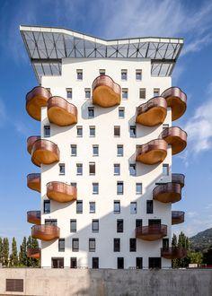 Quai de la Graille, Grenoble, France
