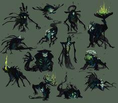 Monster Concept Art, Alien Races, Creature Drawings, Creature Concept Art, Armor Concept, Monster Design, Character Design Inspiration, Animal Design, Fantasy Creatures
